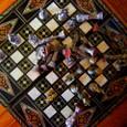 チェス台とチェス駒